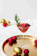 Cranberry Martinez © Colors of Food