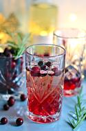 Cranberry-Rosmarin-Spritz © Sylvis Lifestyle