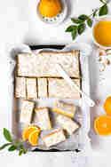 Orangen-Müsli-Schnitten mit Cashews © Vera Wohlleben | Nicest Things