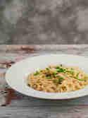 Spaghetti mit Pilzen und Zitrone © Wallygusto