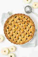 Apple Pie mit Dinkelmehl © Jennifer Mönchmeier | Monsieurmuffin