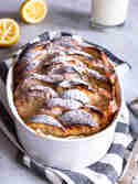 Brioche French Toast mit Buttermilch, Zitrone & Mohn © Stephanie Just | Meine Küchenschlacht