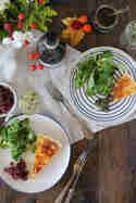 Kartoffel-Tarte © Münchner Küche