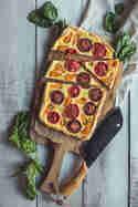 Tomaten-Tarte © Lecker und Co