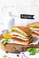 Italienisches Sandwich mit Oliven-Pesto © Vera Wohlleben | Nicest Things