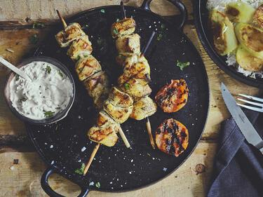 Dschudscheh Kebab