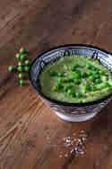 Hummus mit grünen Erbsen © Michaela Harfst | Transglobalpanparty