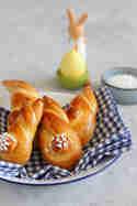 Süße Hefehasen © Münchner Küche