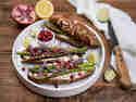 Urgetreide Spargel Sandwich © Catrin Neumayer | Cooking Catrin