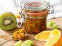 Kiwi-Orangen-Marmelade