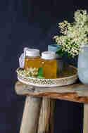 Holunder-Prosecco-Gelee © Foodistas