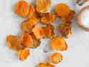 Süßkartoffel-Chips - smoked Paprika Style