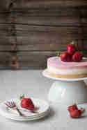 Törtchen mit Erdbeercreme © Daniela Becker | Flowers on my Plate