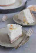 Kokos-Cheesecake aus dem Kühlschrank © Ines Karlin | Münchner Küche
