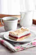 Himbeer-Baiser-Kuchen © Tamara Staab | Maras Wunderland