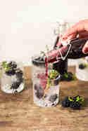 Brombeer-Spritz © Foodistas