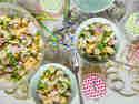 Bunter Nudelsalat für Kinder