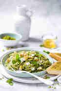 Pasta mit Pistazien-Pesto © Vera Wohlleben | Nicest Things