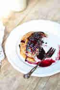 Holunderbeeren-Pancakes © Foodistas