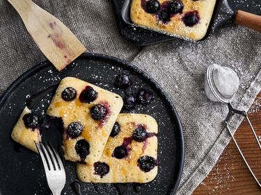 Pancake-Raclette
