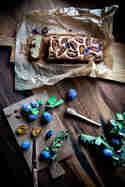 Schneller gesunder Pflaumenkuchen © Janine Hegendorf | Nuts and Blueberries