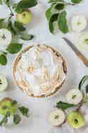 Apfelkuchen mit Baiserhaube © Jennifer Mönchmeier | Monsieurmuffin