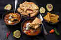 Scharfe Quesadilla Wintersuppe © Catrin Neumayer | Cooking Catrin