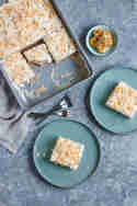 Tres-Leches-Kuchen mit Kokos und Bourbon-Bananen © Sabrina Kiefer & Steffen Jost | Feed me up before you go go