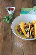 Veggie-Tacos © Michaela Harfst | Transglobal Pan Party