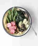 Kurkuma Hummus Bowl © Daniela Becker | Flowers on my Plate