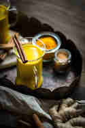 Golden Milk © Tina Kollmann | Lecker & Co.