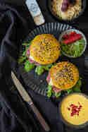 Kurkuma Steak Burger © Foodistas