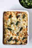 Wirsing & Ricotta Lasagne © Daniela Becker   Flowers on my Plate