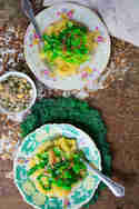 Wirsing-Pasta © Foodistas