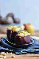 Gefüllte Rote Bete mit Wirsing und Apfel © Tine Grasmann   POTT.lecker