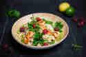 Couscous-Garnelen-Salat mit Honig-Senf-Dressing © Catrin Neumayer | Cooking Catrin