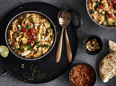 Hähnchen-Curry Massaman