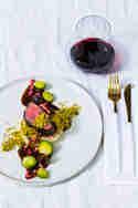 Hirschfilet Sous Vide © Lars Spickers   Colors of Food