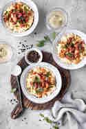 Maronen Risotto mit Käse, Speck und Salbei © Vera Wohlleben | nicest things
