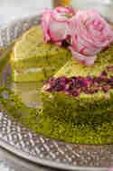 Marokkanischer Pistazienkuchen © Foodistas