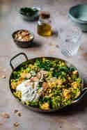 Brokkoli Hirse Salat © Joana Sonnhoff   Foodreich