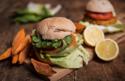 Veggie Burger © Catrin Neumayer | Cooking Catrin