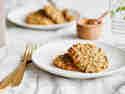 Süße Frühstückstaler mit Quinoa und Zucchini