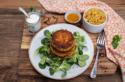 Kürbis-Reis-Puffer © Catrin Neumayer | Cooking Catrin