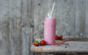 Erdbeer-Himbeer-Milch © Catrin Neumayer | Cooking Catrin