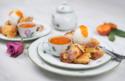 Schmarren mit Joghurt-Marillen-Eis © Catrin Neumayer   Cooking Catrin