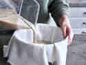 Hafermilch selber machen mit dem mixer