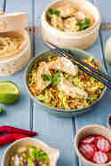 Chinmi mit Sesam-Kruste © Foodistas