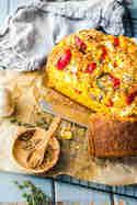 Maisbrot mit Fenchelsaat © Foodistas