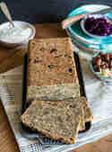 Einfaches Körnerbrot © Simone Filipowsky | S-Küche Food & Travel